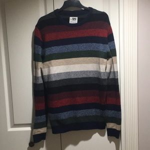 NWT LE 31 lambs'wool blend men's sweater size M